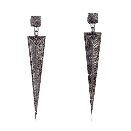 Piramide_Earrings