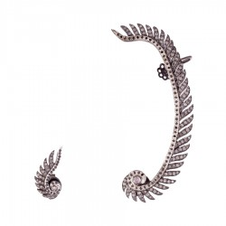 Piuma_Earcuff_Earring
