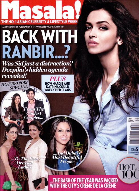Masala Cover March 2012